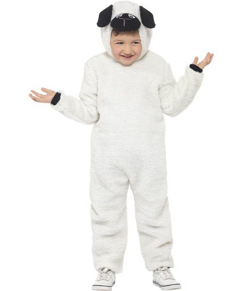 Sheep Nativity Farm Animal Shaun Boys Girls Kids Childs Fancy Dress Costume