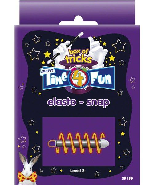 Fun Time Toys Company : Time fun magic tricks elasto snap kids toys novelty