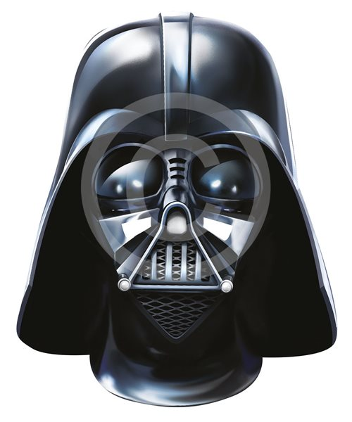 Robe fantaisie masque ~ Deluxe Star Wars Darth Vader Masque