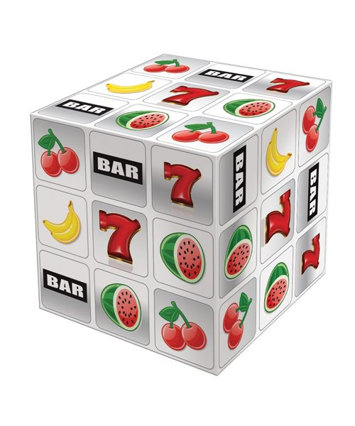 Rubik slot game