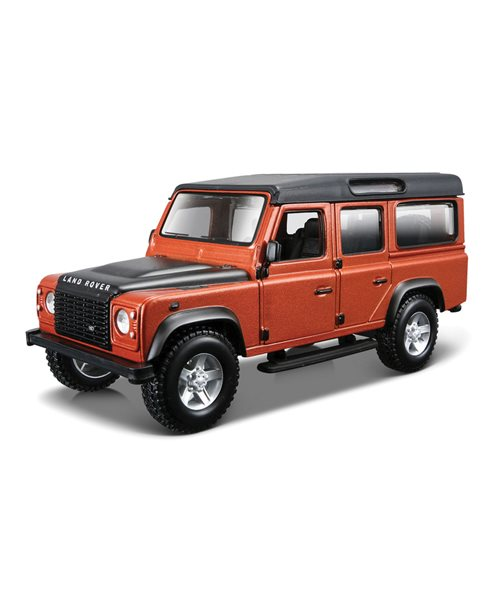 1 32 land rover defender 110 building kit make your own metallic model car 4893993451272 ebay. Black Bedroom Furniture Sets. Home Design Ideas