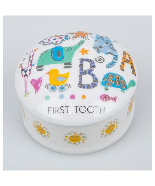 Turnowsky ABC Baby 1st Tooth